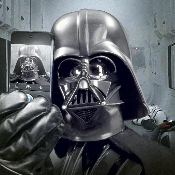 'La Guerra de las galaxias' llega a Instagram
