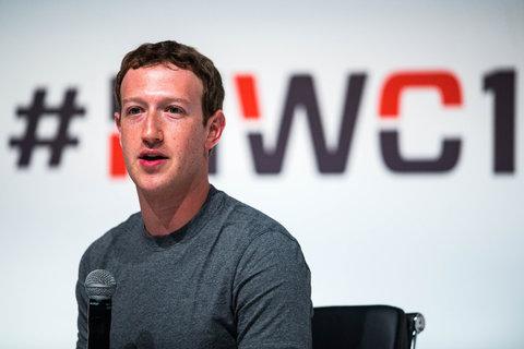 Mark Zuckerberg's Mobile World Congress 2015 Speech