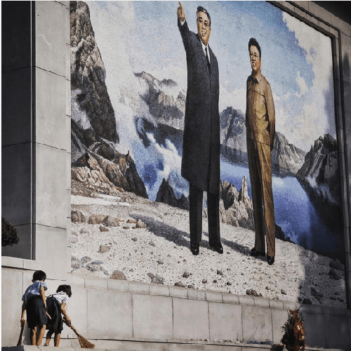Wanna Know More about North Korea? Go to Instagram!