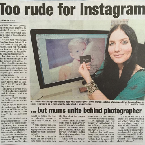 Photographer Gets Banned from Instagram