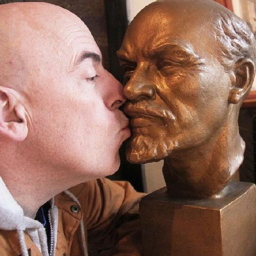 Lenin Lives Again on Instagram
