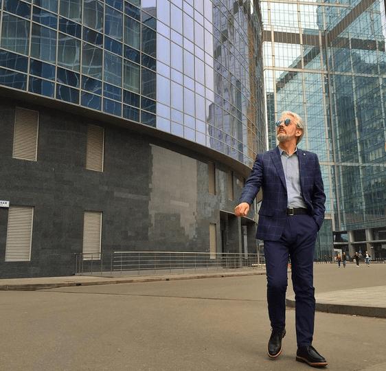 Boris Bork, the Rich Instagram Russian