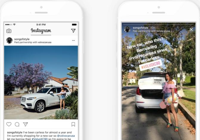 teen vogue instagram partnership promotion