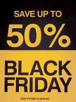 How can you promote Black Friday deals on Instagram?