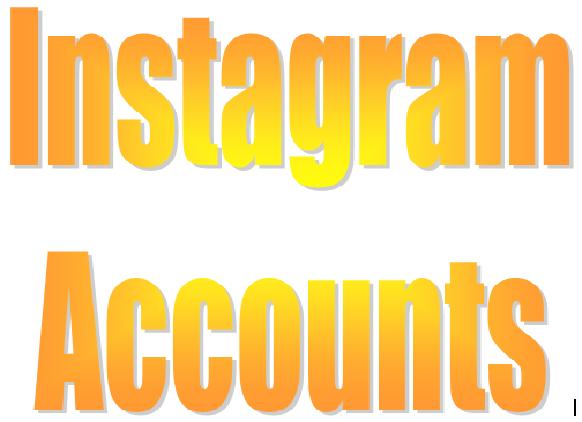 101 instagram accounts